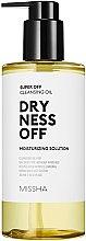 Profumi e cosmetici Olio idrofilo idratante - Missha Super Off Cleansing Oil Dryness Off