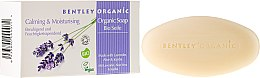 "Profumi e cosmetici Sapone ""Idratante e lenitivo"" - Bentley Organic Body Care Calming & Moisturising Soap Bar"
