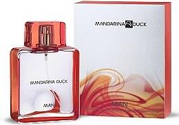 Profumi e cosmetici Mandarina Duck Man - Eau de toilette