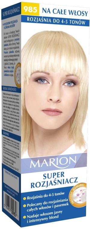 Tinta decolorante capelli №985 - Marion Super Brightener