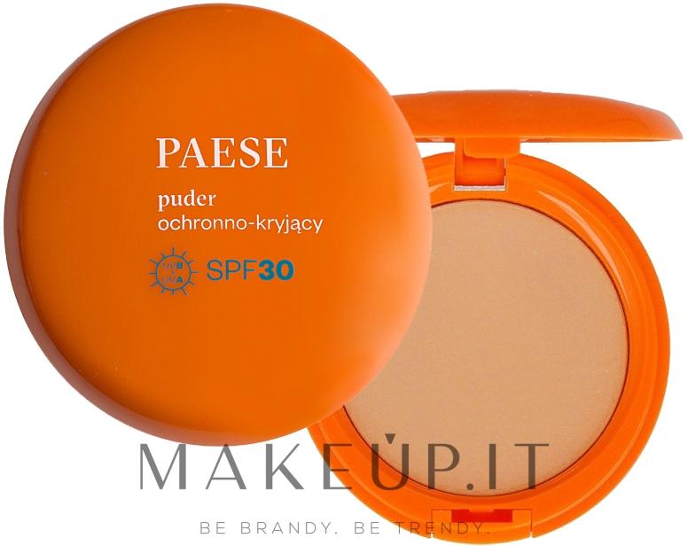 Cipria compatta - Paese Powder SPF30 — foto 04 - Tan