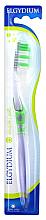 """Profumi e cosmetici Spazzolino da denti """"Interattivo"""" morbido, verde - Elgydium Inter-Active Soft Toothbrush"""