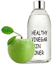 "Profumi e cosmetici Tonico viso ""Mela"" - Real Skin Healthy Vinegar Skin Toner Apple"
