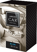 Profumi e cosmetici Diffusore di aromi per auto - Areon Car Perfume Blue