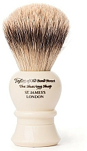 Profumi e cosmetici Pennello da barba, S2234 - Taylor of Old Bond Street Shaving Brush Super Badger size M