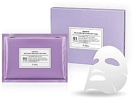 Profumi e cosmetici Maschera in tessuto - Dr. Althea Premium Squalane Silk Mask