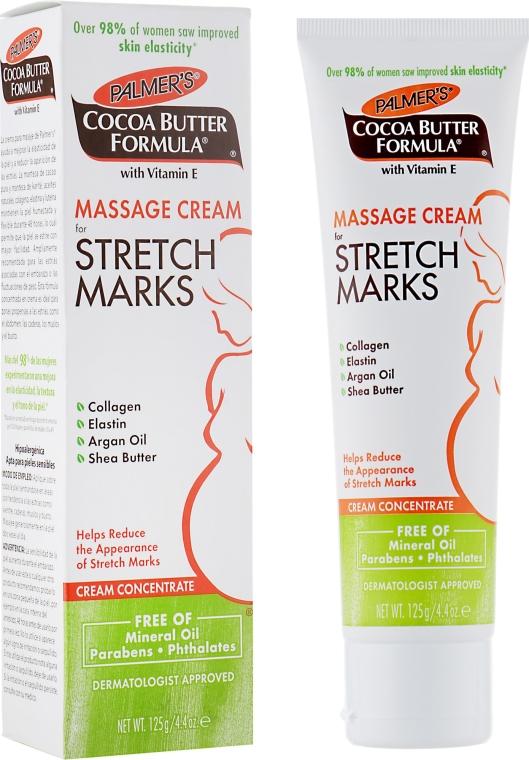 Crema massaggio per smagliature - Palmer's Cocoa Butter Formula Massage Cream for Stretch Marks