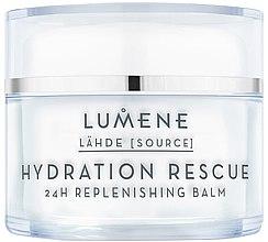 Profumi e cosmetici Balsamo viso rigenerante - Lumene Lahde Hydration Rescue 24H Nourishing Balm