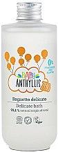 Profumi e cosmetici Gel-schiuma da bagno per bambini - Anthyllis Zero Baby Delicate Bath