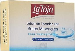 Profumi e cosmetici Sapone da toilette con sali minerali - La Toja Salt Minerals Toilet Soap