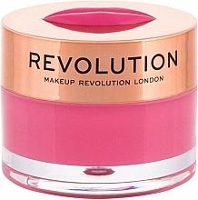 "Profumi e cosmetici Balsamo-maschera labbra ""Watermelon Paradise"" - Makeup Revolution Kiss Lip Balm Watermelon Heaven"