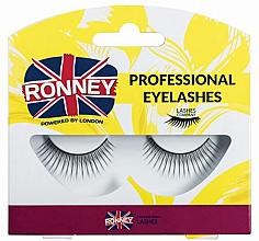 Profumi e cosmetici Ciglia finte, sintetiche - Ronney Professional Eyelashes RL00024