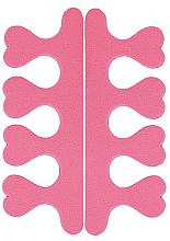 Profumi e cosmetici Separatore dita per pedicure, 2562, rosa - Donegal