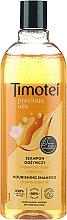 Profumi e cosmetici Shampoo con olio di argan biologico per capelli secchi e spenti - Timotei Precious Oils Nourishing Shampoo Organic Argan Oil
