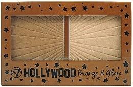 Profumi e cosmetici Bronzer viso - W7 Hollywood Bronze & Glow