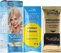 Profumi e cosmetici Decolorante - Joanna Hair Naturia Blond