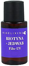 Profumi e cosmetici Olio per capelli - Bioelixire Biotin Silk Oil