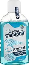 Profumi e cosmetici Collutorio per gengive - Pasta Del Capitano Gum Protection Mouthwash