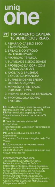 Maschera-spray per capelli - Revlon Professional Uniq One Green Tea Scent Hair Treatment — foto N3