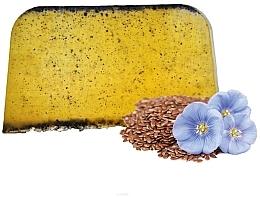 Profumi e cosmetici Shampoo solido all'argan con olio di lino - E-Fiori Solid Hair Shampoo