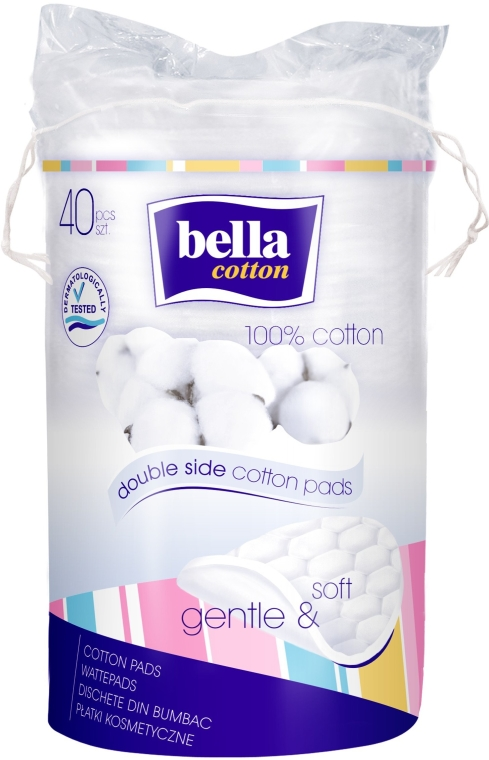 Dischetti di cotone - Bella Cotton Duo-Wattepads