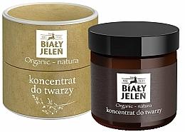 Profumi e cosmetici Concentrato per viso - Bialy Jelen Organic-Nature