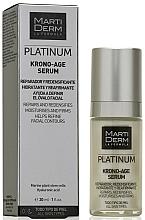 Profumi e cosmetici Siero viso - MartiDerm Platinum Krono-Age Serum