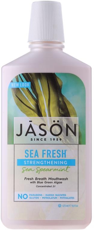 """Collutorio """"Freschezza del mare"""" - Jason Natural Cosmetics Sea Fresh Strengthening"""