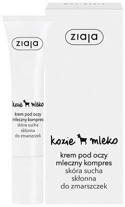 """Crema contorno occhi """"Latte di capra"""" - Ziaja Cream For Skin Around The Eyes"""