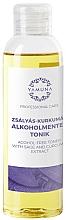 Profumi e cosmetici Tonico corpo - Yamuna Sage-Turmeric Non-Alcoholic Tonic
