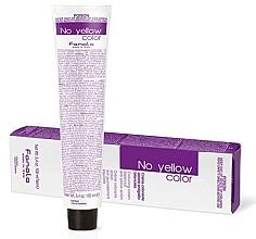 Profumi e cosmetici Crema-tinta tonificante per capelli - Fanola No Yellow Color Toner (Rose)