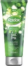 Profumi e cosmetici Gel doccia - Radox 12H Scent Touch Feel Free Body Wash