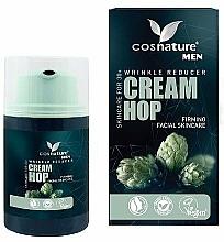 Profumi e cosmetici Crema antirughe naturale con estratto di luppolo - Cosnature Men