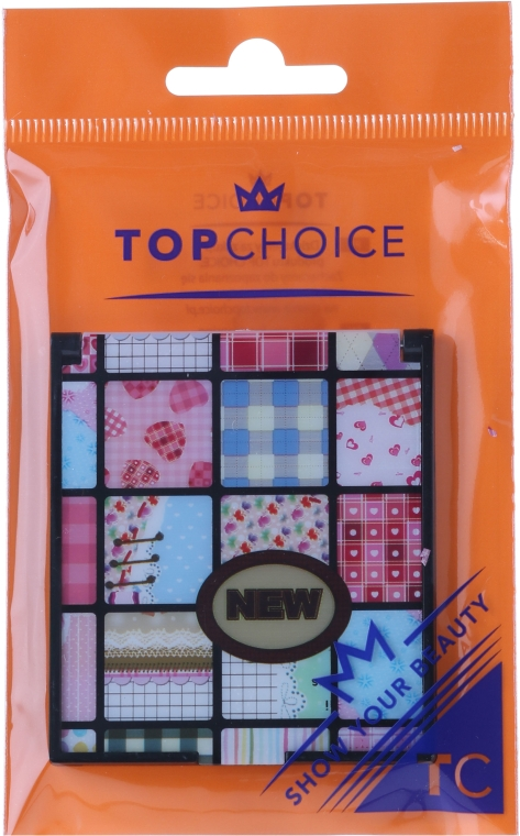 "Specchio cosmetico, 85505 ""Patchwork Mix3"" - Top Choice"