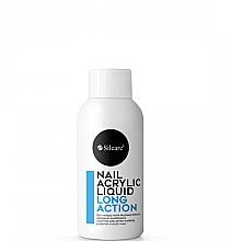 Profumi e cosmetici Liquido acrilico - Silcare Nail Acrylic Liquid Standart Long Action