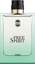Profumi e cosmetici Ajmal Free Spirit - Eau de parfm