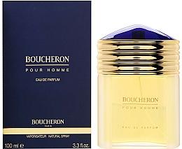 Profumi e cosmetici Boucheron Pour Homme - Eau de Parfum