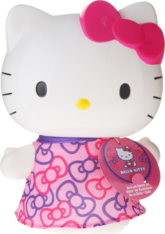 Gel doccia - Disney 3D Hello Kitty