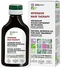 Profumi e cosmetici Olio di bardana capelli - Elfa Pharm Burdock Oil
