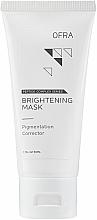 Profumi e cosmetici Maschera illuminante con peptidi - Ofra Peptide Brightening Mask
