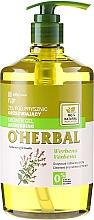 Profumi e cosmetici Gel doccia rinfrescante, con estratto di verbena - O'Herbal Refreshing Shower Gel