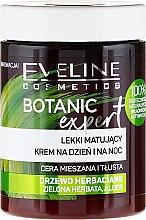 Profumi e cosmetici Crema viso - Eveline Cosmetics Botanic Expert With Tea Tree Day & Night Cream
