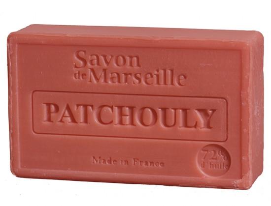 """Sapone naturale """"Patchouli"""" - Le Chatelard 1802 Patchouli Soap"""