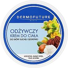 Profumi e cosmetici Crema corpo nutriente per pelli secche e ruvide - DermoFuture