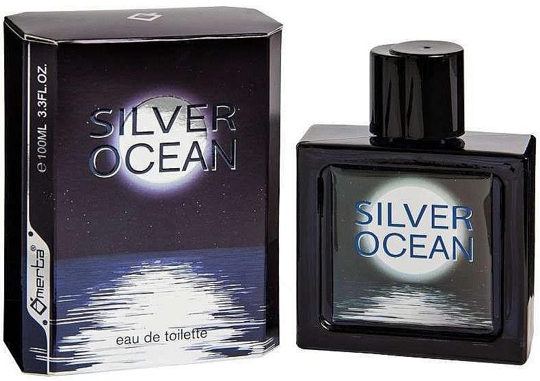 Omerta Silver Ocean - Eau de toilette