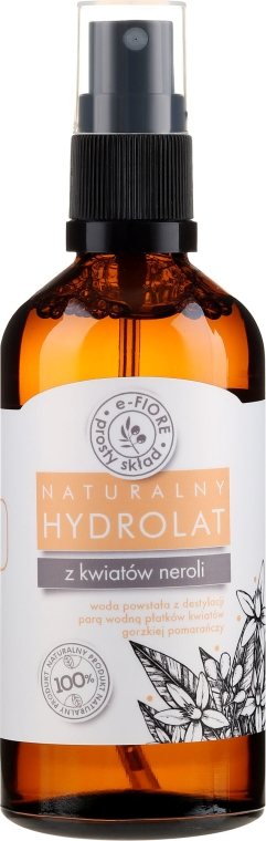 """Idrolato """"Neroli"""" - E-Fiore Hydrolat"""