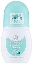Profumi e cosmetici Breeze Neutro Deodorant Roll-On - Deodorante roll-on