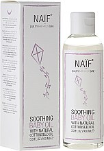 Profumi e cosmetici Olio lenitivo per bambini - Naif Baby Soothing Baby Massage Oil