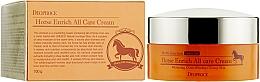 Profumi e cosmetici Crema viso nutriente con olio di criniera - Deoproce Horse Enrich All Care Cream