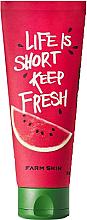 """Profumi e cosmetici Crema viso """"Anguria"""" - Superfood Fresh Food For Skin Moisturizing Watermelon Aqua Facial Gel Cream"""